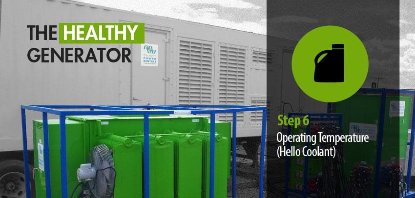 Generator Operating Temperature – Hello Coolant