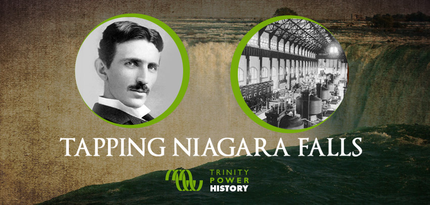 Tesla's Monumental Genius: The First to Tap the Power of Niagara Falls