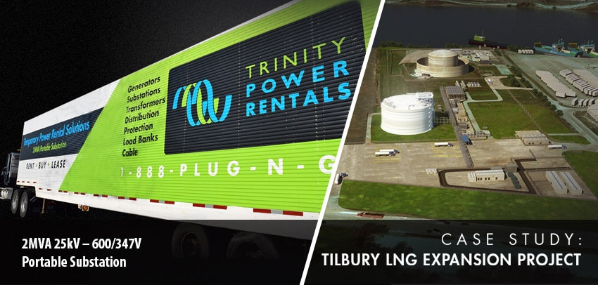Trinity Brings Long-Term Solution to Tilbury LNG Expansion