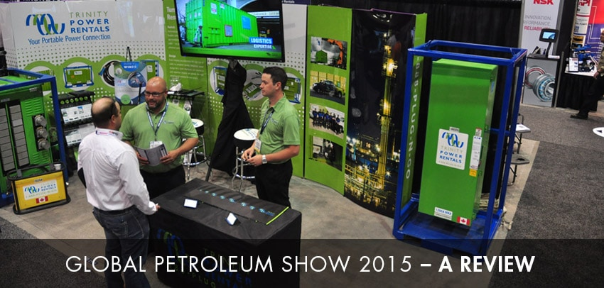 Highlights From The 2015 Global Petroleum Show