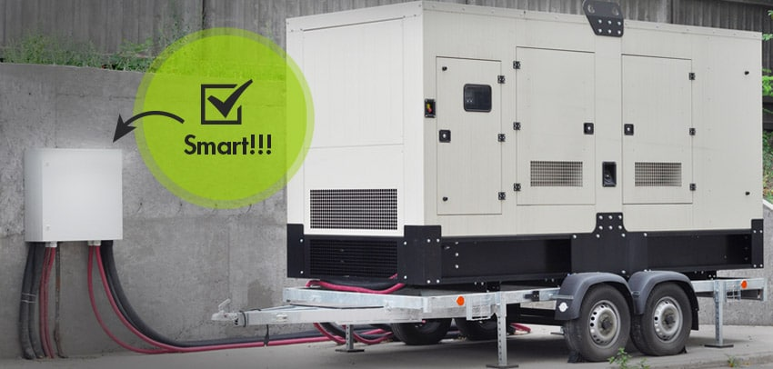 4 Reasons Why Your Customers Should Install A Generator Docking Station