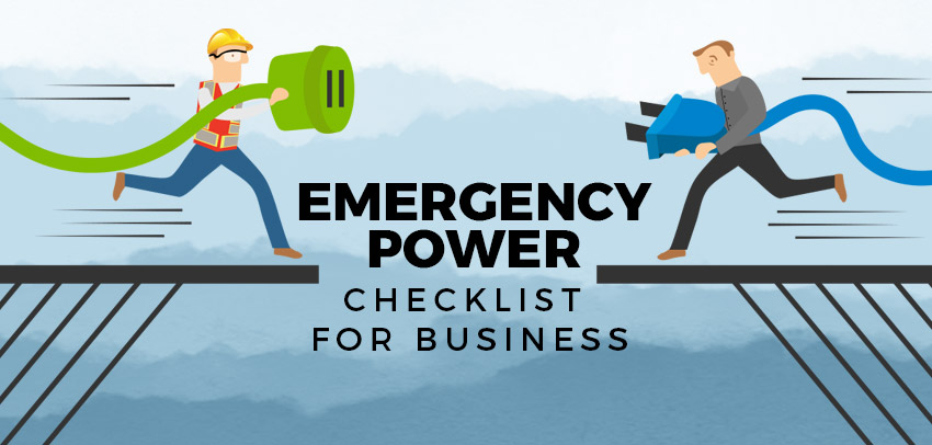 Is Your Business Prepared For a Power Outage?